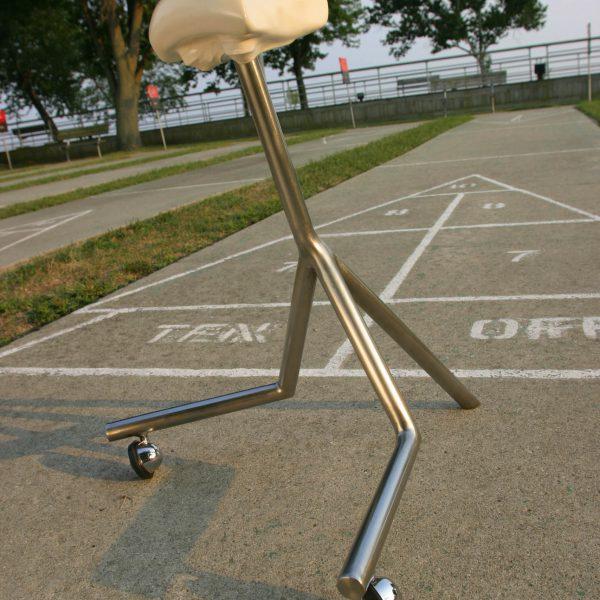 Chad Jensen - Bicycle Stool Series Tri pod