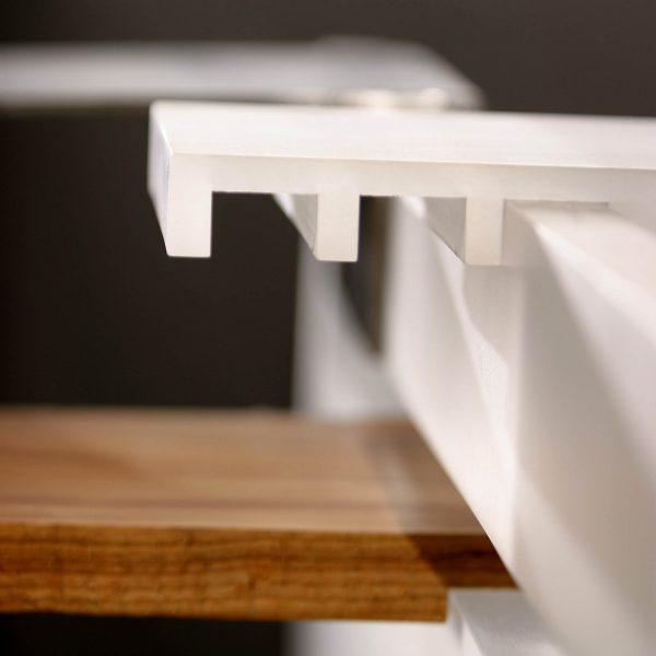 Chad Jensen - Mobile Bench Detail