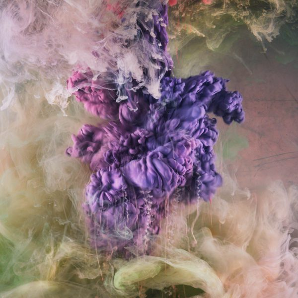 Kim Keever - K2 Abstract 7129e
