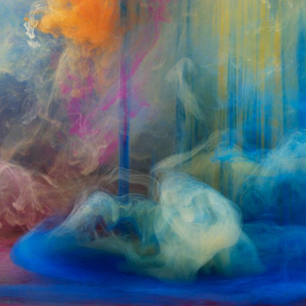 Kim Keever - K2 Abstract 7824b