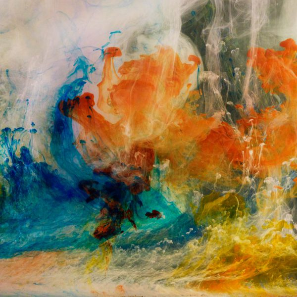 Kim Keever - K2 Abstract 8770