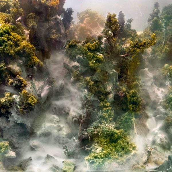Kim Keever - Waterfall 04h