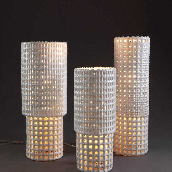 Scott Daniel - Peristyle Lamp Series
