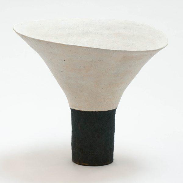 Shizue Imai - Trumpet White and Black