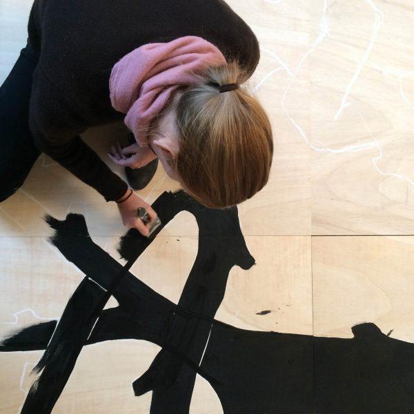 Zoe Ouvrier - Artist Process 5